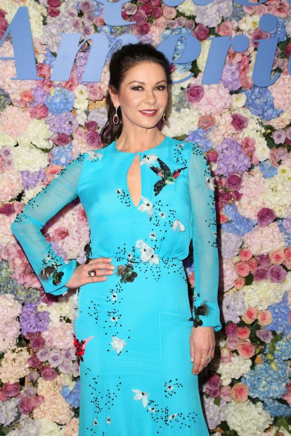 Catherine Zeta-Jones at Queen America Premiere in Los Angeles 2018/11/15 1