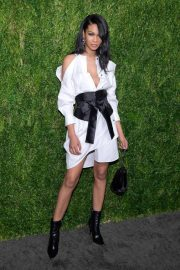 Chanel Iman at CFDA/Vouge Fashion Fund 15th Anniversary in New York 2018/11/05 3