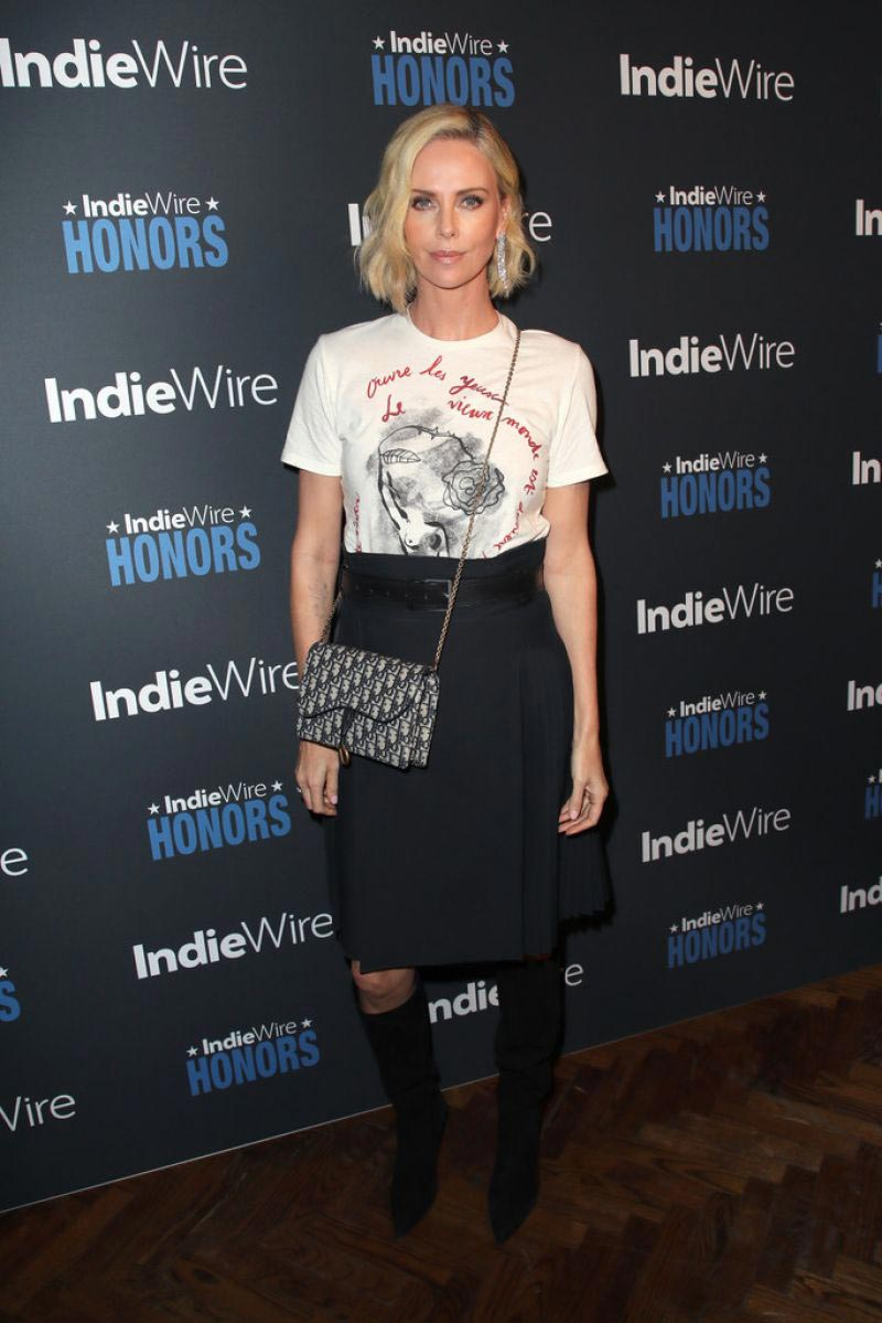 Charlize Theron at Indiewire Honors 2018 in Los Angeles 2018/11/01 1