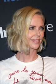 Charlize Theron at Indiewire Honors 2018 in Los Angeles 2018/11/01 2
