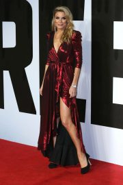 Charlotte Jackson at Creed II Premiere in London 2018/11/28 1