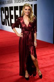 Charlotte Jackson at Creed II Premiere in London 2018/11/28 4