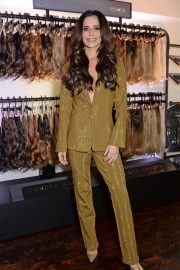 Cheryl at Her New Hair Extensions with Easilocks Launch in London 2018/11/27 2