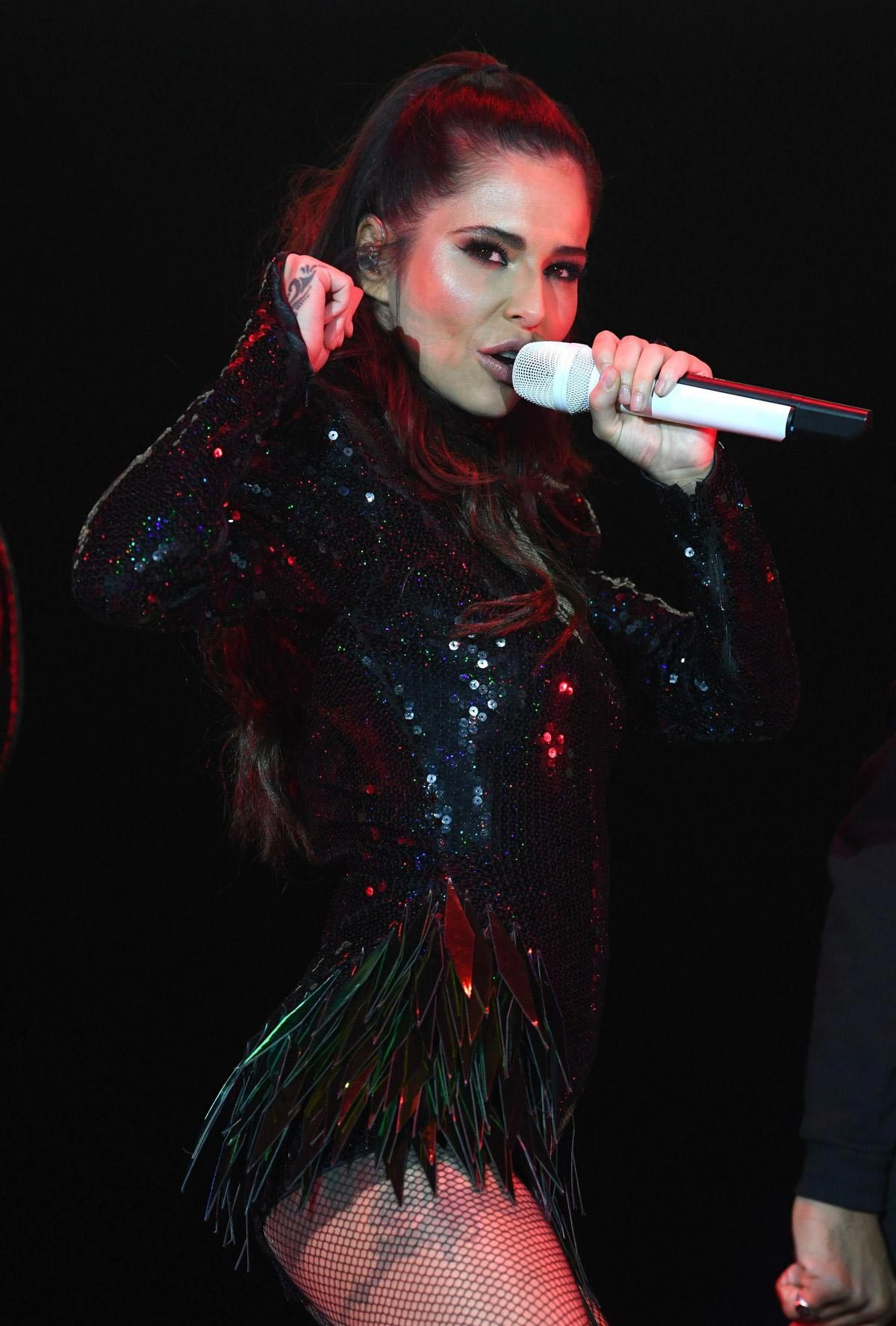 Cheryl Cole Performs at Hits Radio Live in Manchester 2018/11/25 1