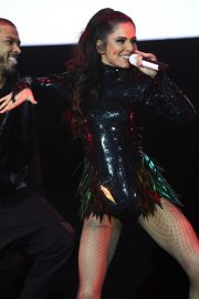 Cheryl Cole Performs at Hits Radio Live in Manchester 2018/11/25 7