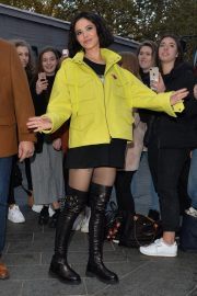 Cheryl Cole Promote Her New Single Love Made Me Do It in London 2018/11/08 1