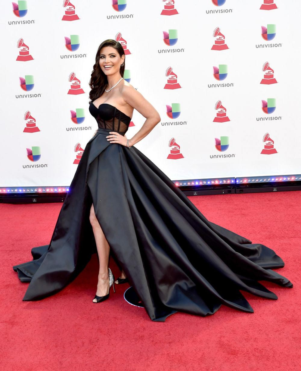 Chiquinquira Delgado at 2018 Latin Grammy Awards in Las Vegas 2018/11/15 1