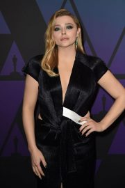 Chloe Moretz at Governors Awards in Hollywood 2018/11/18 2