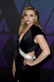 Chloe Moretz at Governors Awards in Hollywood 2018/11/18 3