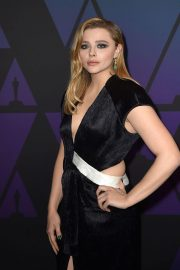 Chloe Moretz at Governors Awards in Hollywood 2018/11/18 5