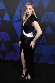 Chloe Moretz at Governors Awards in Hollywood 2018/11/18 9