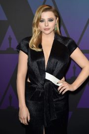 Chloe Moretz at Governors Awards in Hollywood 2018/11/18 10