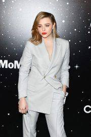 Chloe Moretz at MOMA's 11th Annual Film Benefit in New York 2018/11/19 5