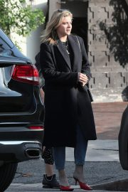 Chloe Moretz Out for Lunch in Los Angeles 2018/11/08 1
