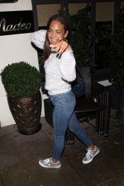 Christina Milian Leaves Madeo Restaurant in Beverly Hills 2018/11/21 1
