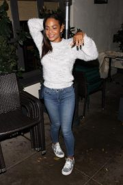 Christina Milian Leaves Madeo Restaurant in Beverly Hills 2018/11/21 6
