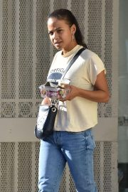 Christina Milian Out in Los Angeles 2018/11/08 5