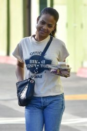 Christina Milian Out in Los Angeles 2018/11/08 7