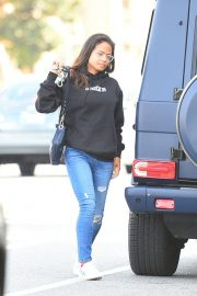 Christina Milian Out in Los Angeles 2018/11/16 1