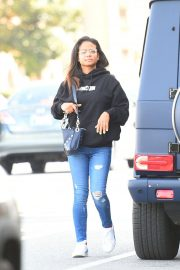 Christina Milian Out in Los Angeles 2018/11/16 3