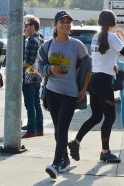 Christina Milian Out Shopping at Farmer's Market in Los Angeles 2018/11/18 4