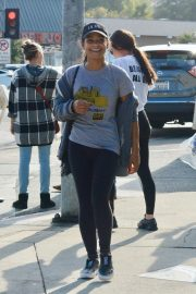 Christina Milian Out Shopping at Farmer's Market in Los Angeles 2018/11/18 6