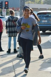 Christina Milian Out Shopping at Farmer's Market in Los Angeles 2018/11/18 8