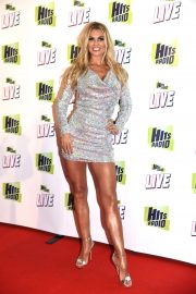 Christine McGuinness and Rachel Lugo at Hits Radio Live in Manchester 2018/11/25 2