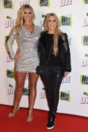 Christine McGuinness and Rachel Lugo at Hits Radio Live in Manchester 2018/11/25 3