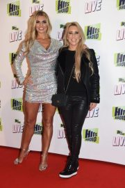 Christine McGuinness and Rachel Lugo at Hits Radio Live in Manchester 2018/11/25 5