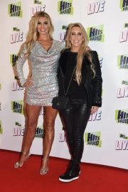 Christine McGuinness and Rachel Lugo at Hits Radio Live in Manchester 2018/11/25 7