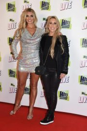 Christine McGuinness and Rachel Lugo at Hits Radio Live in Manchester 2018/11/25 10