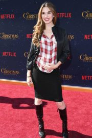 Christy Carlson Romano at The Christmas Chronicles Premiere in Los Angeles 2018/11/18 2