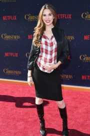 Christy Carlson Romano at The Christmas Chronicles Premiere in Los Angeles 2018/11/18 5