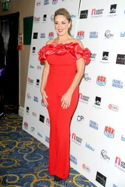 Claire Sweeney at Nordoff Robbins Championship Boxing Dinner in London 2018/11/19 3