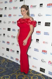 Claire Sweeney at Nordoff Robbins Championship Boxing Dinner in London 2018/11/19 5