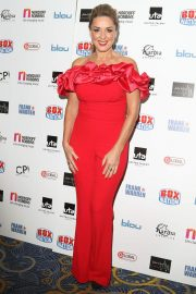 Claire Sweeney at Nordoff Robbins Championship Boxing Dinner in London 2018/11/19 6