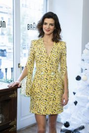 Clara Lago at Braun Beauty Range Presentation in Madrid 2018/11/21 4