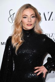 Clara Paget at Harper's Bazaar Women of the Year Awards in London 2018/10/30 2