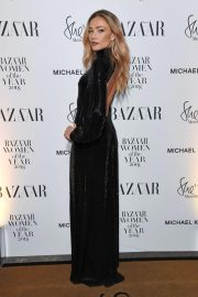 Clara Paget at Harper's Bazaar Women of the Year Awards in London 2018/10/30 3