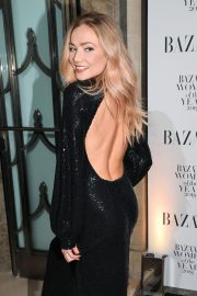 Clara Paget at Harper's Bazaar Women of the Year Awards in London 2018/10/30 5