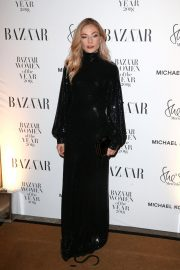 Clara Paget at Harper's Bazaar Women of the Year Awards in London 2018/10/30 9
