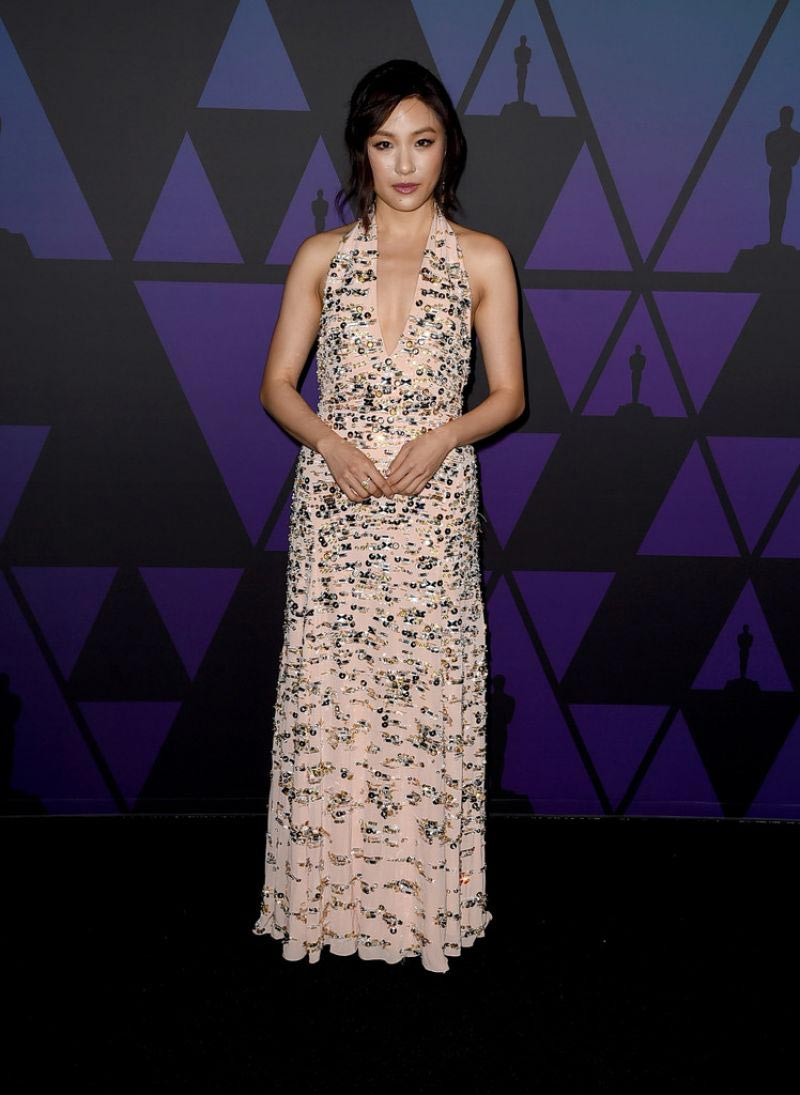 Constance Wu at Governors Awards in Hollywood 2018/11/18 1