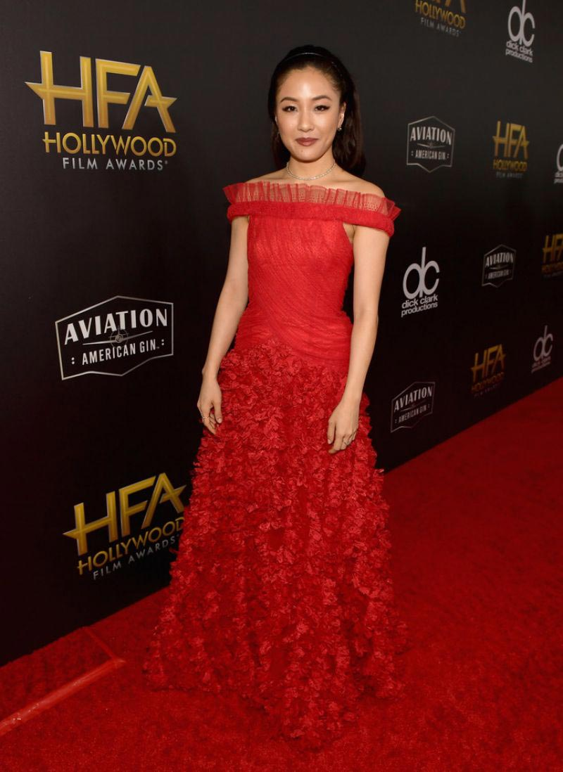 Constance Wu at Hollywood Film Awards in Los Angeles 2018/11/04 1