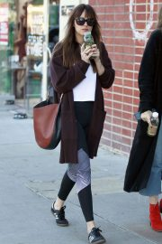 Dakota Johnson Out and About in Los Angeles 2018/11/12 2