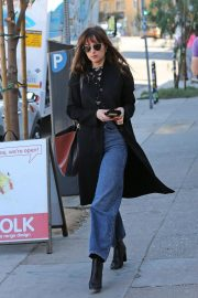 Dakota Johnson Out for a Lunch in Los Angeles 2018/11/19 3