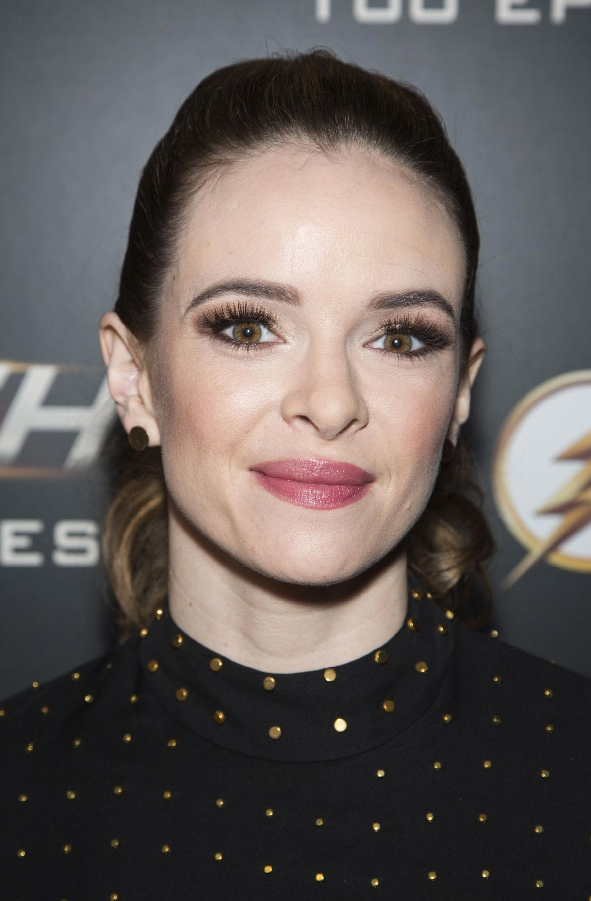 Danielle Panabaker at The Flash 100th Episode Celebration in Los Angeles 2018/11/19 1