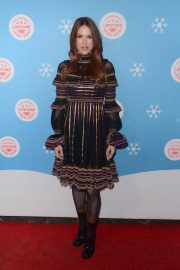 Danneel Harris at Gingerbread House Experience in Los Angeles 2018/11/14 4