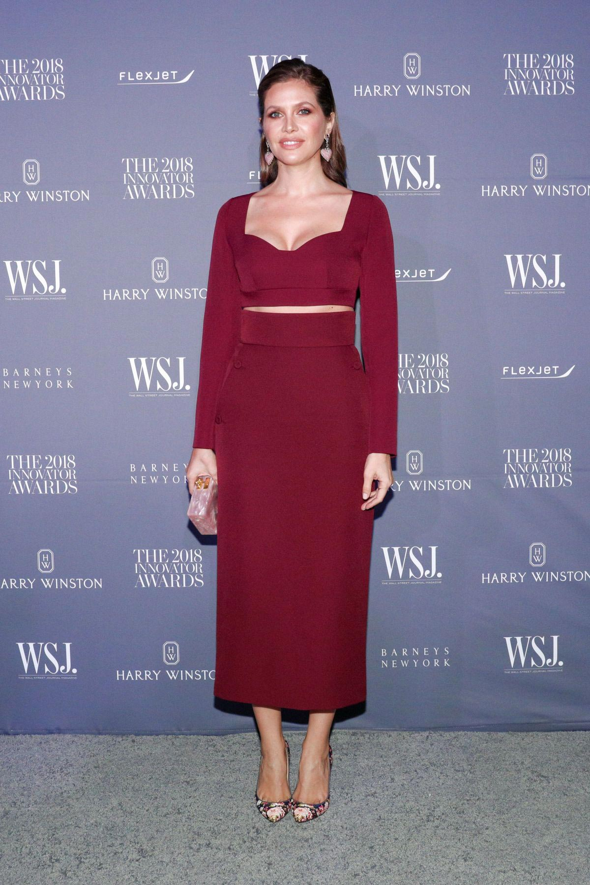 Dasha Zhukova at WSJ Magazine Innovator Awards in New York 2018/11/07 1
