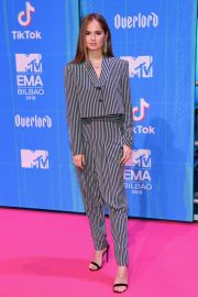 Debby Ryan at MTV European Music Awards 2018 in Bilbao 2018/11/04 2